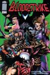 Bloodstrike #8 comic books for sale