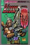 Bloodstrike #9 comic books for sale