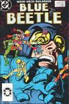 Blue Beetle #23 comic books for sale