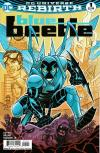 Blue Beetle comic books