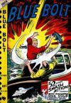 Blue Bolt: Volume 9 comic books