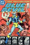 Blue Devil comic books