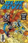 Blue Devil #10 comic books for sale