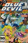 Blue Devil #17 comic books for sale
