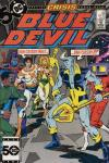 Blue Devil #18 comic books for sale