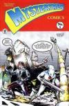 Bob Burden's Original Mysterymen Presents comic books