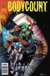 Bodycount comic books