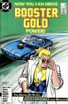 Booster Gold #11 comic books for sale