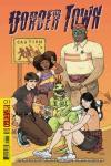 Border Town Comic Books. Border Town Comics.
