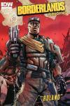 Borderlands # comic book complete sets Borderlands # comic books
