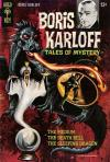 Boris Karloff Tales of Mystery #20 comic books for sale