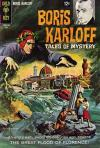 Boris Karloff Tales of Mystery #22 comic books for sale