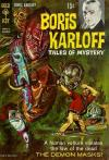Boris Karloff Tales of Mystery #24 comic books for sale