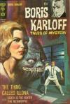 Boris Karloff Tales of Mystery #25 comic books for sale