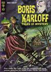 Boris Karloff Tales of Mystery #4 comic books for sale