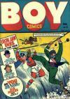 Boy Comics comic books