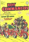 Boy Commandos Comic Books. Boy Commandos Comics.
