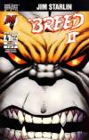 Breed II #4 comic books for sale