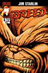 Breed #4 comic books for sale