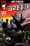 Breed #5 comic books for sale