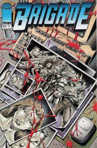Brigade #13 comic books for sale