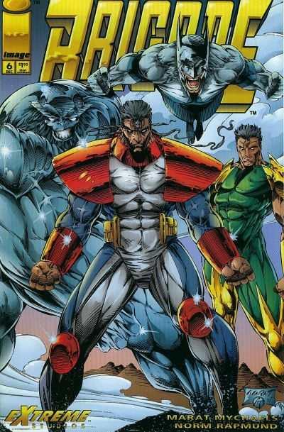 Brigade #6 comic books for sale