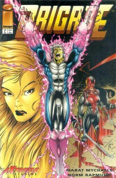 Brigade #7 comic books for sale