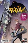 Brik Comic Books. Brik Comics.