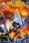 Broken Trinity #3 comic books for sale