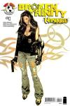 Broken Trinity: Witchblade #1 comic books for sale