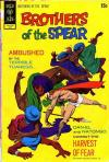 Brothers of the Spear comic books