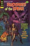Brothers of the Spear #17 comic books for sale