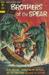 Brothers of the Spear #8 comic books for sale
