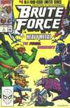Brute Force #4 comic books for sale