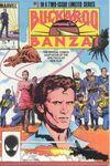 Buckaroo Banzai Comic Books. Buckaroo Banzai Comics.