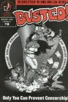 Busted: Volume 2 comic books