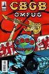 CBGB #4 comic books for sale
