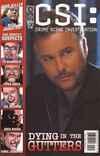 CSI: Crime Scene Investigation - Dying in the Gutters comic books
