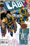 Cable #20 Comic Books - Covers, Scans, Photos  in Cable Comic Books - Covers, Scans, Gallery