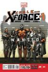 Cable and X-Force Comic Books. Cable and X-Force Comics.