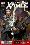 Cable and X-Force #15 comic books for sale