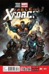Cable and X-Force #3 comic books for sale
