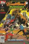 Cadillacs and Dinosaurs Comic Books. Cadillacs and Dinosaurs Comics.