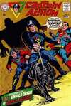 Captain Action Comic Books. Captain Action Comics.