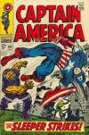 Captain America #102 comic books for sale