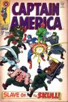 Captain America #104 comic books for sale