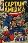 Captain America #106 comic books for sale