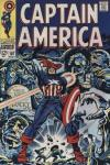 Captain America #107 comic books for sale