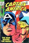 Captain America #114 comic books for sale