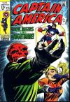 Captain America #115 comic books for sale